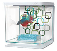 Hagen аквариум Marina Betta Kit Geo Bubbles