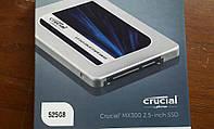 """Накопичувач SSDCrucial MX300 525GB 2.5"""" SATA TLC"""