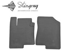 "Коврики Резиновые ""Stingray"" на Hyundai Sonata (2005-2011) хюндай соната"