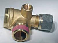 5150-040-02 Обратный клапан к Tornado, Durr Dental