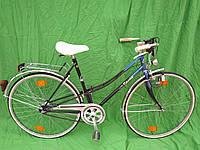 Жіночий велосипед, дамка Columbus на планетарці torpedo