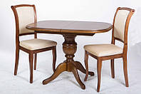 Стол МИКС-Мебель Триумф 1050(+400)*750 (рустикаль)