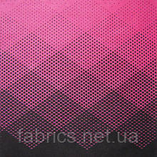 Ткань плащевка купон Розовый
