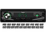 USB/SD ресивер FANTOM FP-300 Black/Green
