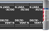 Диффузионная плёнка для скатных крыш с полной теплоизоляцией стропил Dorken Delta-Vent N Plus