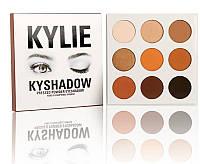 Тени для век Kylie Cosmetics Kyshadow The Burgundy Palette