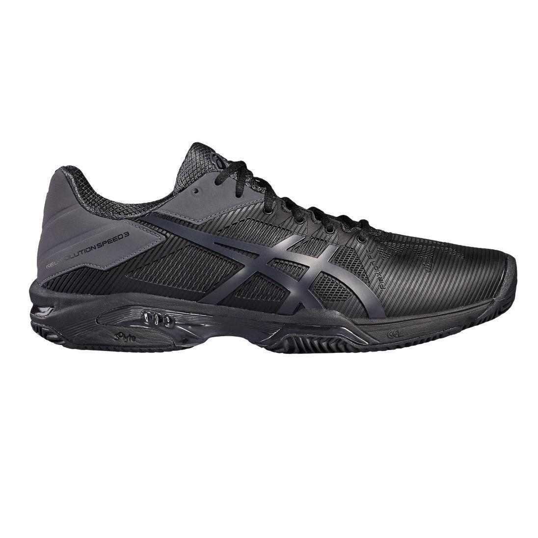 Теннисные мужские кроссовки ASICS GEL-SOLUTION SPEED 3 CLAY (E601N 9095)