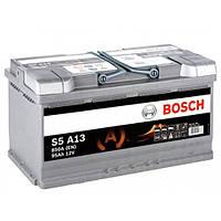 Автомобильный аккумулятор BOSCH AGM (S5A13) 95Ач