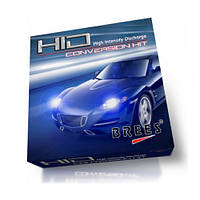 Биксенон Brees Slim H4B (Лампы Brees) комплект
