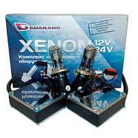 Биксенон Guarand Standart 35W (Лампы Guarand) комплект