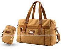 Мужская сумка  MOYYI Fashion Bag 1534 Khaki