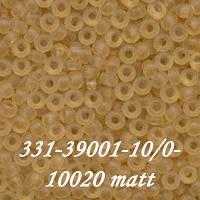Бисер Preciosa 10020 mat
