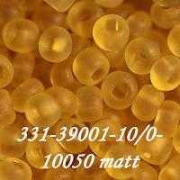 Бисер Preciosa 10050 mat
