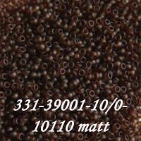 Бисер Preciosa 10110 mat
