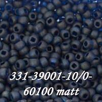 Бисер Preciosa 60100 mat