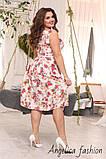 Шикарное летнее женское платье , фото 3