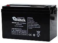 Аккумуляторная батарея Altek 6FM100GEL (100Ачас/12В)