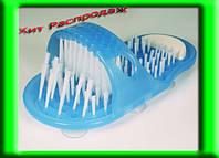 Массажный тапочек Easy Feet для ванной на присосках