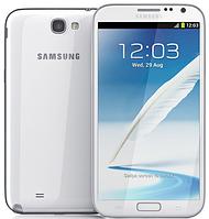 """Китайский Samsung Galaxy Note 2 (N7100), огромный дисплей 5.3"""", Wi-Fi, 2 SIM, ТВ, 3D обои. Белый"""