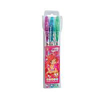 Ручки гелевые с блестками 1 Вересня