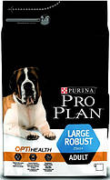 Корм для собак крупных пород с курицей Pro Plan Large Robust 14 кг