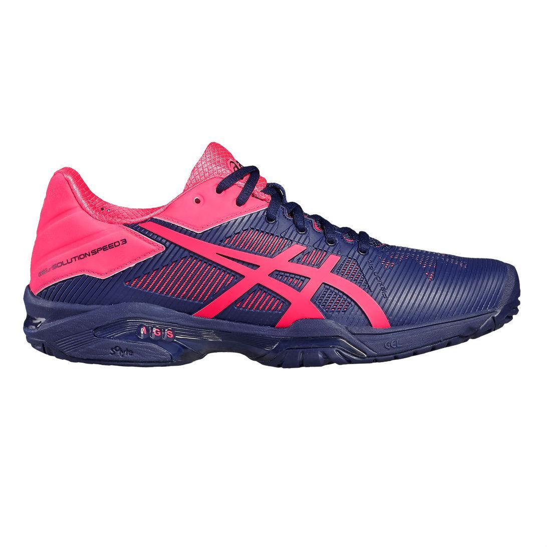 Теннисные кроссовки ASICS GEL-SOLUTION SPEED W (E650N 4920)