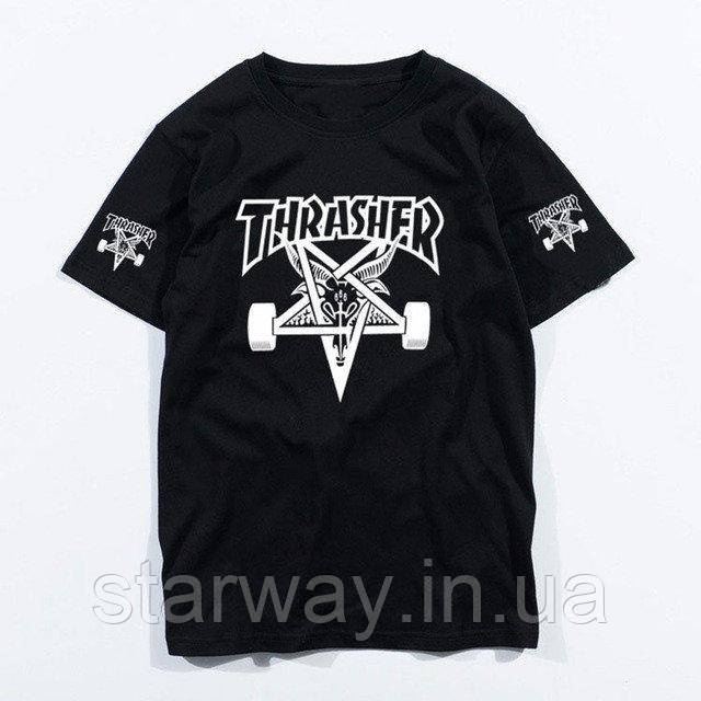 Футболка | Thrasher logo one
