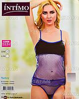 Женская комплект нижнего белья из Турции INTIMO 5534 S/M. Размер 42-44.