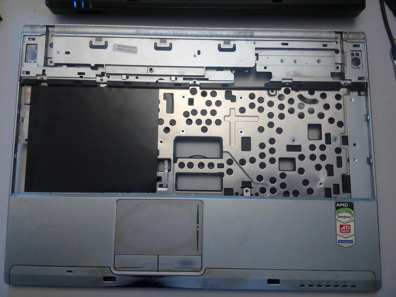 Верхняя рамка клавиатуры (палмрест) MSI MS-163 VR610X 307-634c122-h74