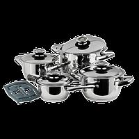 Набор посуды из нержавеющей стали Vinzer Grand Junior (89039)