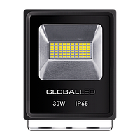Уличный LED прожектор GLOBAL FLOOD LIGHT 30 Вт 1800 Лм (5000К) светодиодный IP65