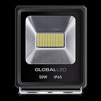 Уличный LED прожектор GLOBAL FLOOD LIGHT 50W 3000 Лм (5000К) светодиодный IP65