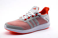 Кроссовки Adidas Bounce, мужские, текстиль, серые, р. 41 42