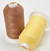 Нити TYTAN 20/2000м (ціна за кольорові нитки, білі і чорні дешевші)