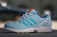 """Adidas Zx Flux """"Blue Sky"""""""