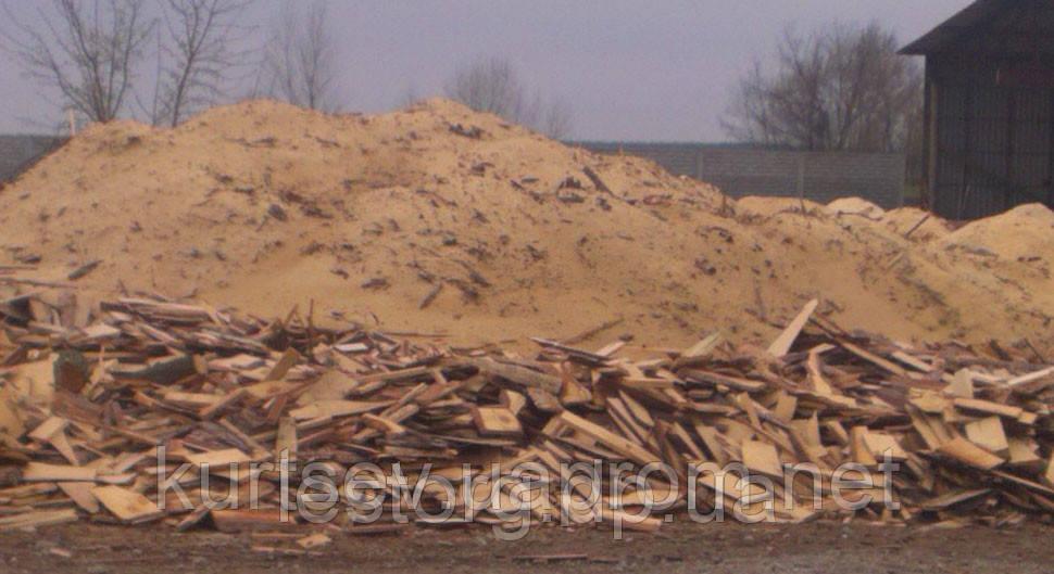 Опилки для огорода - ЛесТОРГ - пиломатериалы и изделия из дерева в Днепре