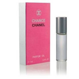Масленый мини-парфюм с феромонами Chanel Chance (Шанель Шанс), 7 мл.