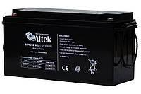 Аккумуляторная батарея Altek 6FM150GEL (150Ачас/12В)