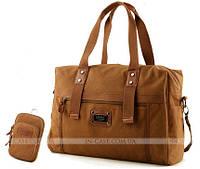 Мужская сумка  MOYYI Fashion Bag 1534 Brown