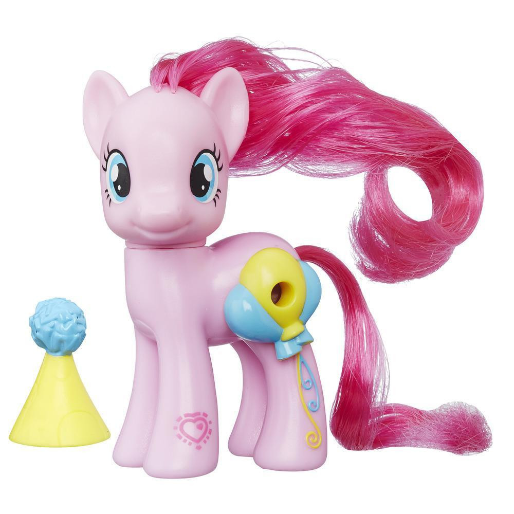 My little pony Explore Equestria Magical Scenes Pinkie Pie ( Май Литл Пони с волшебными картинками Пинки Пай )