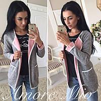 Стильные пиджачки, ткань вязка шесть с акрилом, 2 расцветки , хорошее качество сстил № 188