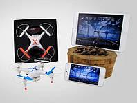 Радиоуправляемый квадрокоптер с HD камерой и функцией FPV (дрон)