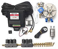 Комплект Torelli T3 Pro OBD 6 цил, редуктор Taurus, форс.Torelli, фильтр, датчик уровня топлива АЕВ , фото 1