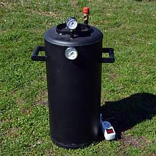 Автоклав електричний ТРОЯН-24 з терморегулятором
