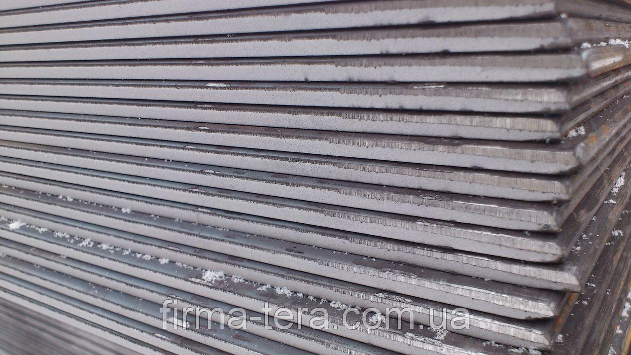 Лист горячекатаный 4 мм ст 3 пс/ 3пс5 1500 х 6000