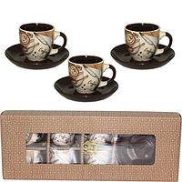 Сервиз кофейный 12пр. Coffee style SNT 1533-05