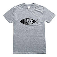 Футболка   Thrasher logo four, фото 1