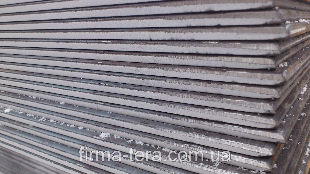 Лист г/к 5 х 1250 х 2500 мм 1-3 пс