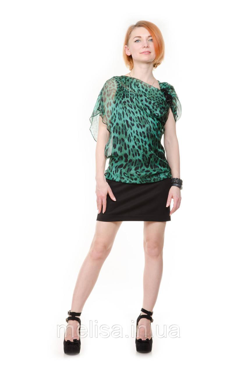 6aab354e086f3aa Купить Коктейльное зеленое платье Diana Fon Furstenberg в Украине ...