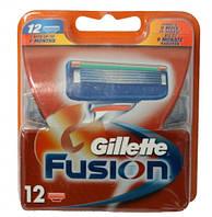 "Картридж Gillette ""Fusion"" (12)"